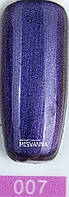 Гель лак Master Professional хамелеон 10 ml  Фиолетовый №7