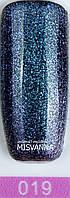 Гель лак Master Professional хамелеон 10 ml Spice фиолетового №19