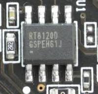Микросхема RT8120D