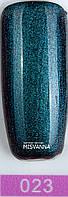 Гель лак Master Professional хамелеон 10 ml фиолетовый с оттенком зеленого №23
