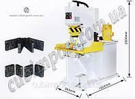 Камнекольный гидравлический пресс PJ-40