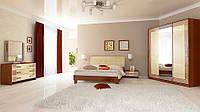 Спальня «Виола Ваниль-Вишня Бюзум – Хард» MiroMark