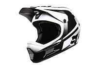 Вело шлем FOX RAMPAGE COMP IMPERIAL HELMET черно-белый, XL