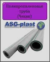 Полипропиленовая труба  ASG-plast FASER PN 20 25х4,2 для отопления
