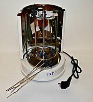 Электрошашлычница ST 60-140-01 с отражателем, 3 в 1, фото 1