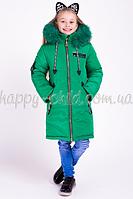 Зимняя курточка для девочки Мода