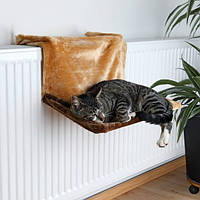 TRIXIE Гамак на батарею подвесной для кошек 45 × 24 × 31 cm