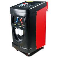 Полуавтоматическая установка для замены хладагента AC-100