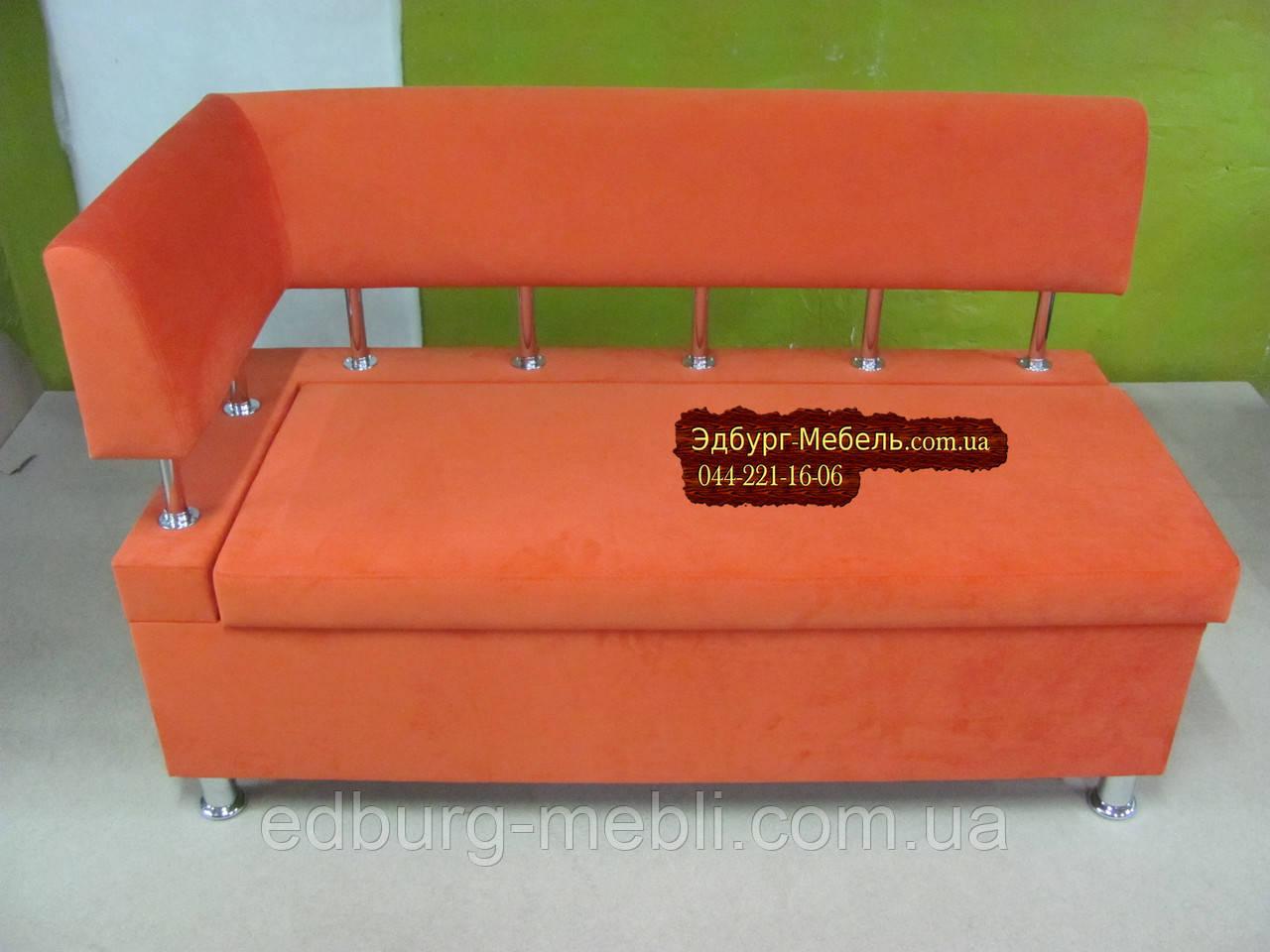 Диван для кухни Экстерн 1200х550х850мм антикот - Эдбург-мебель производcтво мягкой мебели  в Киеве