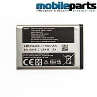 Орининальный аккумулятор  АКБ батарея SAMSUNG C5212 / AB553446BU 1000mAh