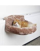 TRIXIE Мягкий гамак на батарею для кошек