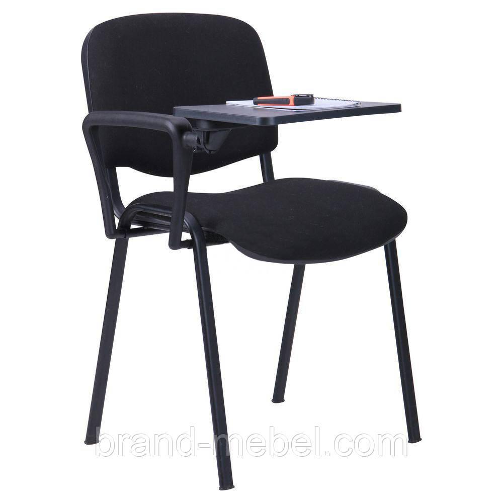 Стул Изо черный со столиком