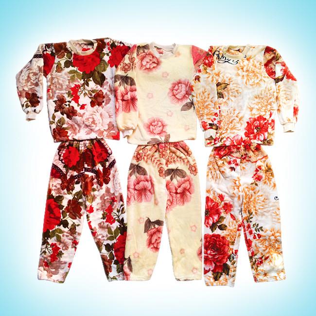 0df15ebb99a16 Пижама Махровая для Девочки Подростка — в Категории