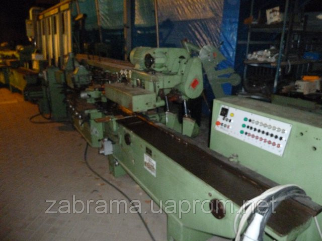 Четырехсторонник  WEINIG Unimat  22N на 8 шпинделей обработка 180х120мм - ZABRAMA в Ровненской области