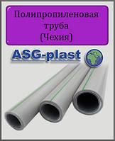 Полипропиленовая труба  ASG-plast Nano Ag композит 20х3,2 для отопления