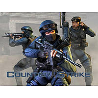 Коврик Pod Mishkou Counter strike