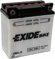 Аккумулятор кислотный EXIDE EB9L-B = YB9L-B