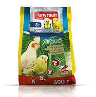 Корм для попугаев ХОББИ МИЛ пакет ГОВОРУН просо 600 г
