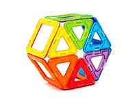 Конструктор 3D магнитный Magical Magnet 40 деталей