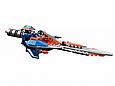 Конструктор лего нексо Lele 79239 Nexo Knights 383 дет Устрашающий разрушитель Клэя, фото 6