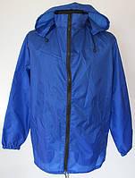 Ветровка. Куртка «Ветровка» (васильковая).