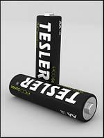 Батарейки солевые Tesler Zinc Carbon AA R6 60 шт  в уп.