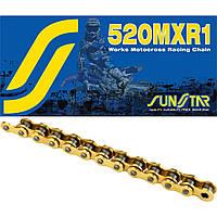 Приводная цепь 520MXR1 Gold Sunstar 520MXR1-118G
