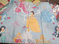 Детский постельный комплект Принцесы
