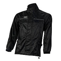 Oxford Rainseal Over Jacket, Black - Черный, 2XL