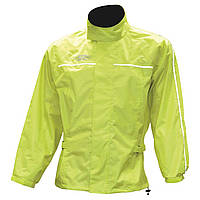 Oxford Rainseal Over Jacket, Fluro - Салатовый, M