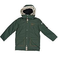 Зимняя куртка для мальчика Zingaro by Gusti 6337 ZWB. Размеры 116-140., фото 1