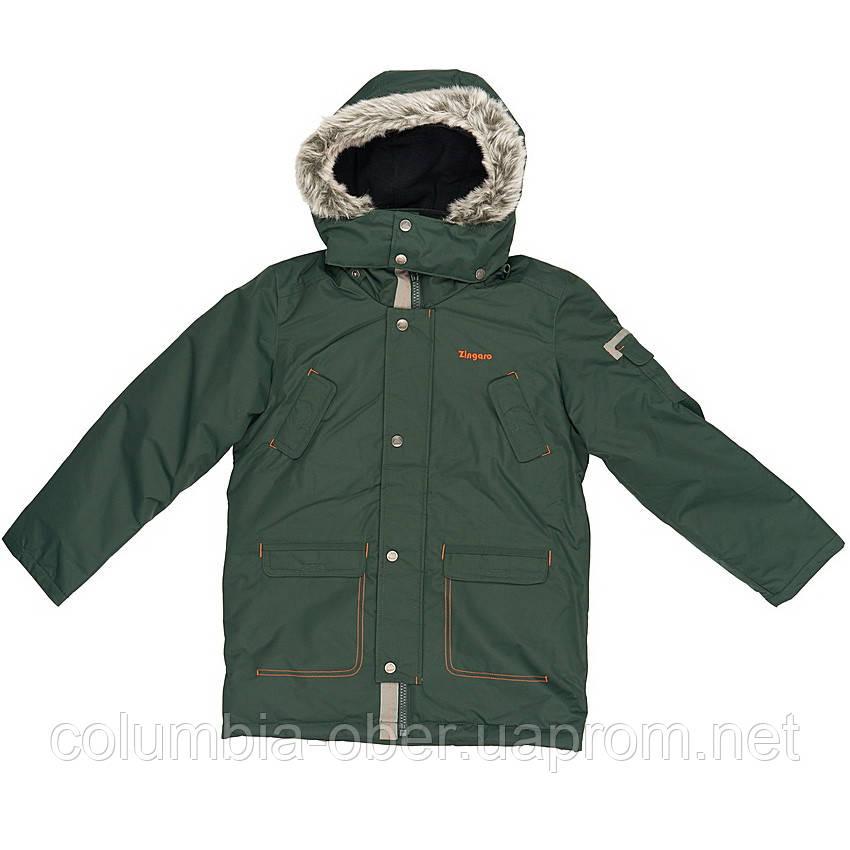 Зимняя куртка для мальчика Zingaro by Gusti 6337 ZWB. Размеры 116-140.
