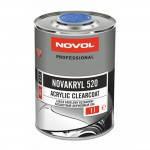 Novol  Бесцветный лак 520 2+1 VНS 1L, 0,8 л., без отвердителя