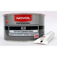 Novol  Шпатлевка с алюминиевой пылью ALU 1.8кг