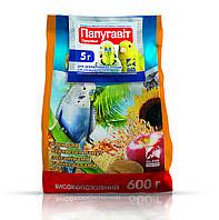 Корм для попугаев Хобби Мил пакет Говорун (для волнистых попугаев) 600 г