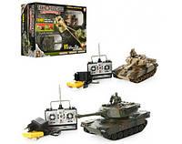Танковый бой YH4101C р/у, аккум,танк 2шт