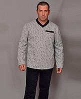 Теплая пижама мужская БМ-6338