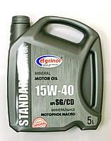 Моторное масло 15W-40 SG/CD (5 л)