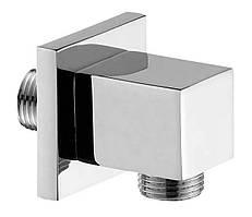 З'єднувач душового шланга Deante CASCADA, квадратний
