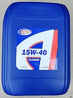 Моторное масло 15W-40 SF/CC (20 л)