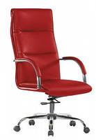 Q-092 офисный стул из эко-кожи SIGNAL