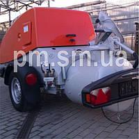 Пневмонагнетатель растворо-бетононасос, Brinkmann Estrich Boy DC 450