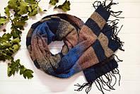 Модный акриловый шарф