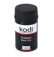 База (каучуковая) для гель-лака Kodi Rubber Base без кисточки 14 мл
