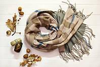Женский шарфик в пастельных тонах