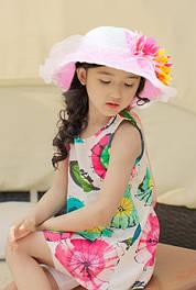 Летние головные уборы для детей (кепки, реперки, панамы, козырьки от солнца)
