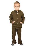 Флисовый костюм для мальчика (размеры 116-152 в расцветках)