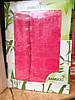 Набор махровых полотенец( Венгрия) в подарочной упаковке.