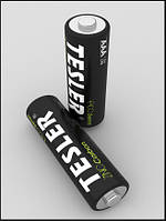 Батарейки солевые Tesler Zinc Carbon AAA R3  60 шт