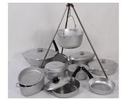 Алюминиевая посуда биол без покрытия